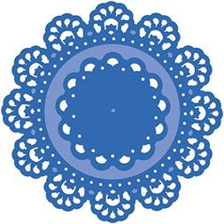 Kaisercraft Die-Doilies, 4.5 by 4.5-Inch/2.5 by 2.5-Inch