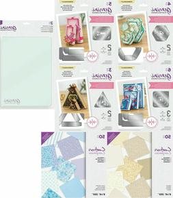 Gemini Double Sided Box Dies & Cutting Plates Crafter's Comp