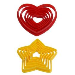 Home DIY Kitchen Supplies Tools Baking Biscuit Mold Dry Cutt