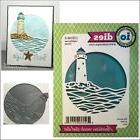 Lighthouse Circle metal die - Impression Obsession cutting d