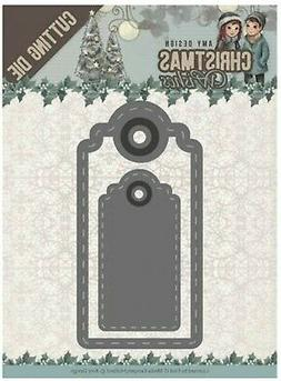 STITCHED TAG LABELS Die Cutting Dies Find It Trading Amy Des